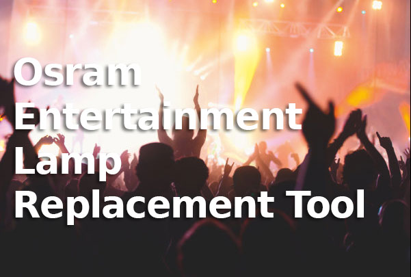 Osram Entertainment Tool