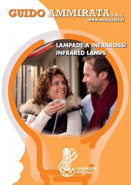 Catalogo Ammirata Lampade Infrarosso per Industria Riscaldamento e Comfort