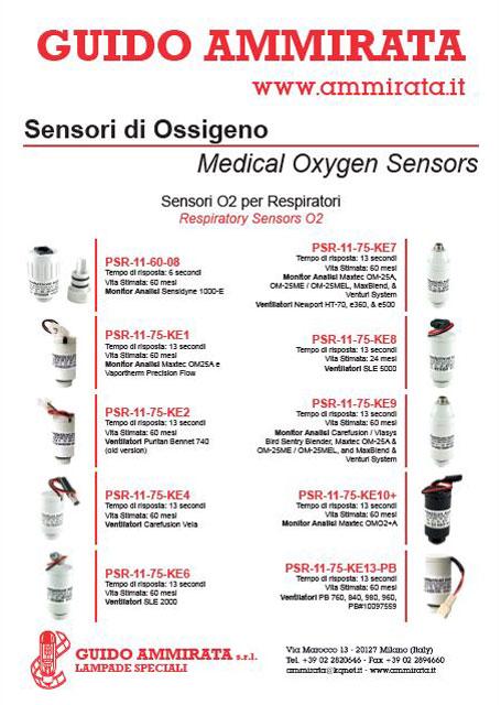 Catalogo Ammirata Celle Ossigeno
